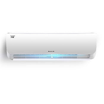 The United States (Midea) a large Jingdong hero wall heating air inverter air conditioner KFR-26GW/WPAA3 白色 正1.5匹